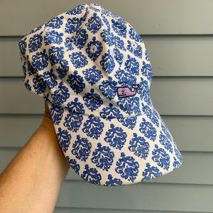 VINEYARD VINES Printed Adjustable Baseball Hat